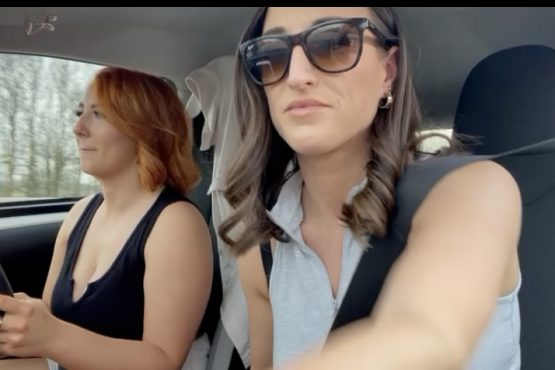 Car pool with Stacey poole vid 8
